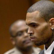 R&B-Sänger Chris Brown nun in Washingtoner Gefängnis (Foto)