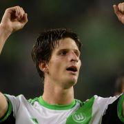 Wolfsburg wieder mit Klose und Medojevic (Foto)