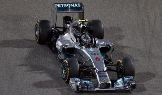 Motorenumstellung verhinderte Mercedes-Ausstieg (Foto)