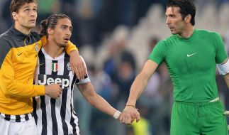 Juve will das «Finale in casa» (Foto)
