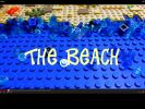 Auf Youtube ein Hit: Lego-Brick The Beach (Foto)