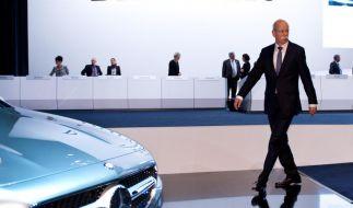 Daimler will milliardenschweres Sparprogramm ausweiten (Foto)