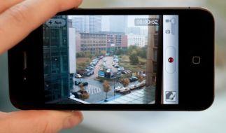 Tipps für Hobbyfilmer: So gelingt das Handyvideo (Foto)