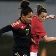 Sieg für DFB-Frauen gegen Slowenien Pflicht (Foto)