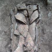 3300 Jahre alter Sarkophag in Israel gefunden (Foto)