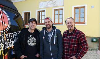 Können die Kochprofis Frank Oehler, Ole Plogstedt und Andreas Schweiger «Luki's Gasthaus & Cocktailbar» retten? (Foto)