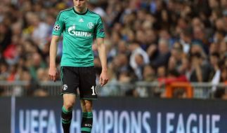 Huntelaar und Draxler brechen Schalke-Training ab (Foto)