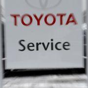 Massenrückruf bei Toyota (Foto)