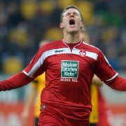 Saison-Aus für Marcel Gaus vom 1. FCKaiserslautern (Foto)