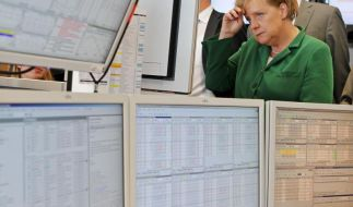 Sorge wegen Ukraine: Gas-Handelsvolumen an EEX schießt hoch (Foto)