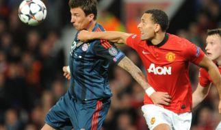 Bayern beginnen extrem offensiv gegen Manchester United (Foto)
