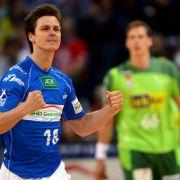 HSV Hamburg schließt mit Sieg in Minden zu Flensburg auf (Foto)