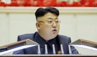 Bei der Volksversammlung in Nordkorea wurde Kim Jong Un als Machthaber wiedergewählt. (Foto)