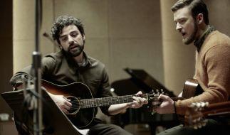 Für Llewyn Davis (Oscar Isaac) gibt es nichts Schöneres als die Musik. (Foto)
