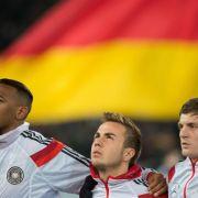 DFB-Elf weiter Weltranglistenzweiter (Foto)