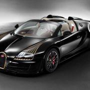 Teures Sammlerstück:Bugatti zeigt «Black Bess» (Foto)