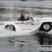 Amerikaner bauen Amphibien-Auto für Vollgas-Fahrer (Foto)