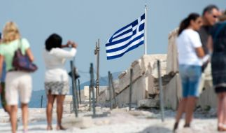 Osterurlaub:Mehr Reisende buchen wieder in Griechenland (Foto)