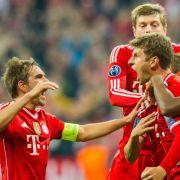 Real Madrid wartet auf Thomas Müller und den FC Bayern im Halbfinale der Champions League.