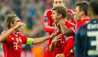 Real Madrid wartet auf Thomas Müller und den FC Bayern im Halbfinale der Champions League. (Foto)
