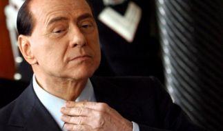 Hausarrest oder Sozialdienst für Berlusconi? (Foto)