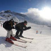 Skilaufen nur noch auf wenigen deutschen Pisten möglich (Foto)