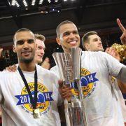 ALBA Berlin empfängt NBA-Club San Antonio Spurs (Foto)