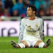 Sorgen bei Real:Pokalfinale vermutlich ohne Ronaldo (Foto)