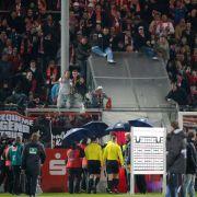 Teilausschluss für Cottbuser Zuschauer gegen St. Pauli (Foto)
