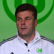 Wolfsburg: Hecking mahnt Spieler zur Konzentration (Foto)