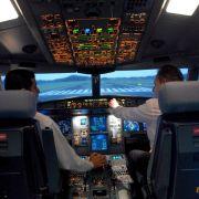 Indischer Jet über Deutschland verlor Kontakt zu Fluglotsen (Foto)