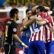 Gutes Omen für Atlético als Barcelona-Bezwinger (Foto)