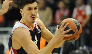 Bayern-Basketballer verlieren letztes Euroleague-Spiel (Foto)