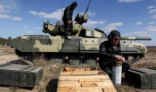 Nato-Militärs: Russland einsatzbereit an Grenze zur Ukraine (Foto)