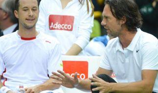 Kohlschreiber nicht mehr im Davis-Cup-Team (Foto)