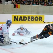 3:4 gegen Frankreich - DEB-Auswahl mit Niederlage (Foto)
