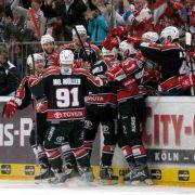 Kölner Haie stehen als erstes Team im DEL-Finale (Foto)
