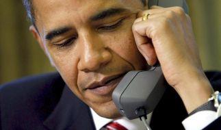 Obama stimmt Westen auf weitere Sanktionen wegen Ukraine ein (Foto)