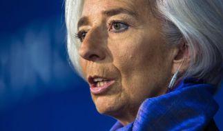 IWF-Tagung im Schatten der Ukraine-Krise und Niedrig-Inflation (Foto)