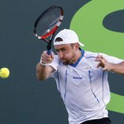 Achtelfinal-Aus für Benjamin Becker in Houston (Foto)