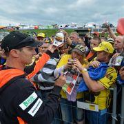 Motorrad-Pilot Edwards beendet nach Saison Karriere (Foto)