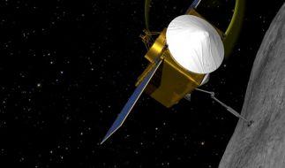 Nasa genehmigt Bau von Raumschiff für Asteroiden-Mission (Foto)