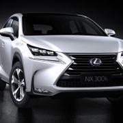 Lexus enthüllt Serienversion des Geländewagens NX (Foto)
