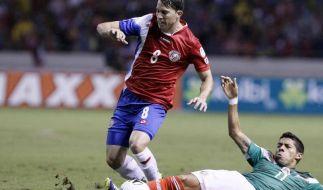 Costa Ricas Coach hofft auf WM-Teilnahme von Oviedo (Foto)