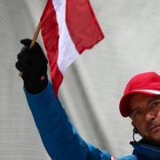 Österreichs Skisprung-Chefcoach Pointner hört auf (Foto)