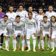 Bayerns Halbfinal-Gegner Real Madrid im Porträt (Foto)