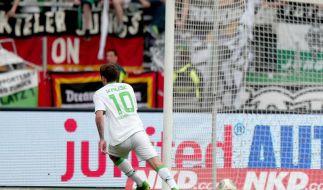 Der 30. Bundesliga-Spieltag im Telegramm (Foto)