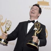 Stephen Colbert wird Nachfolger von David Letterman (Foto)
