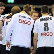 DHB-Männer in EM-Quali gegen Weltm Spanien (Foto)