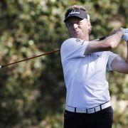 Erkälteter Langer fällt beim Golf-Masters etwas zurück (Foto)